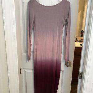 Young Fabulous n Broke Long Sleeve Dress